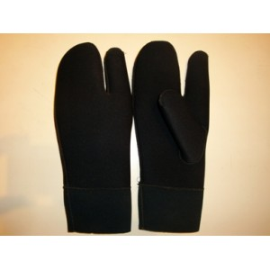 gants de plong e mouffle 3 doigts grandfroid 6 5mm. Black Bedroom Furniture Sets. Home Design Ideas